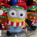 【USJ】ミニオンのクリスマスグッズ2019(59種)全種類や値段と販売場所