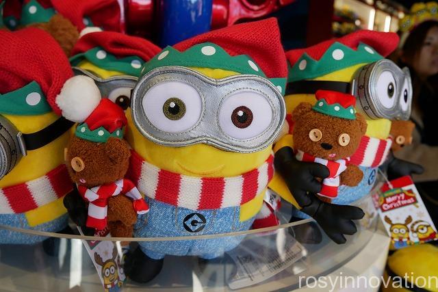 ミニオンのクリスマスグッズUSJ (2)ぬいぐるみ