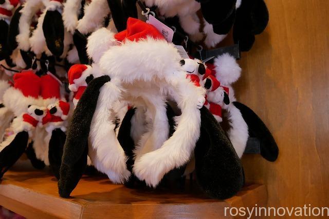 ユニバUSJ クリスマスグッズ2019 THE CHRISTMASグッズ (3)スヌーピーカチューシャ