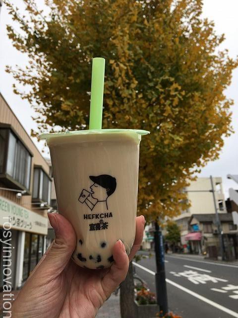 HEFKCHA 宣喜茶(センキチャ)岡山店 (2)タピオカドリンク
