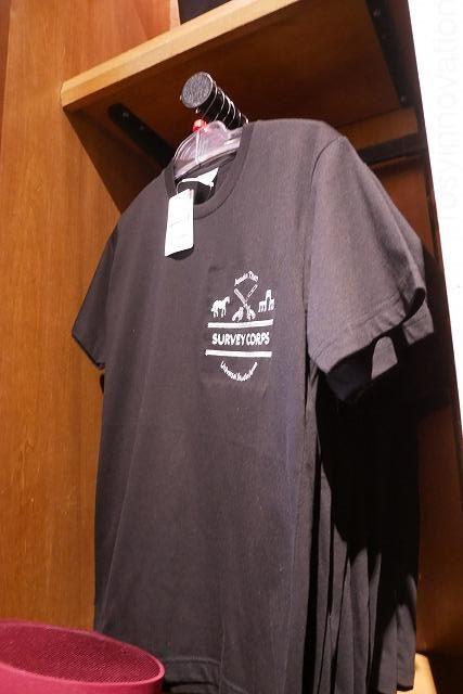 Tシャツ(SURVEY CORPS)進撃の巨人グッズ2020完全版 (62)