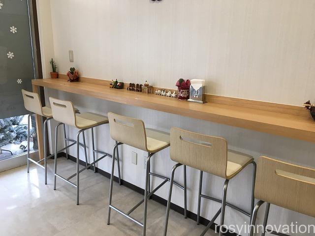 HEFKCHA 宣喜茶(センキチャ)岡山店 (2)イートイン