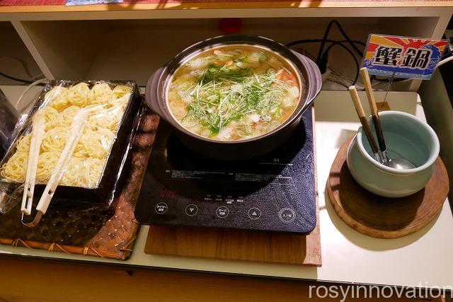 ピュアリティまきび蟹食べ放題バイキング (8)食べ放題