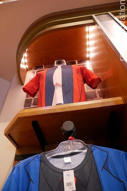 USJルパン三世グッズ2020完全版 (5)ルパンTシャツ