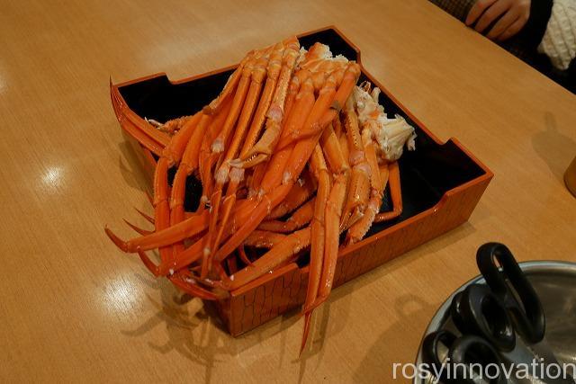 ピュアリティまきび蟹食べ放題バイキング (4)蟹