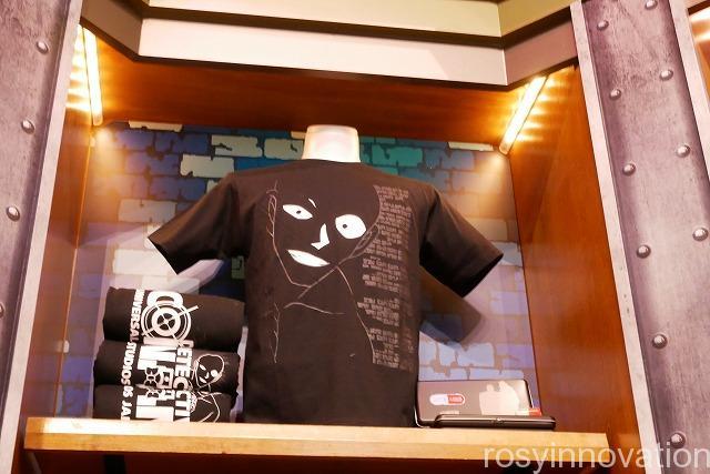 USJ名探偵コナングッズ2020完全版 (0)Tシャツ黒い人