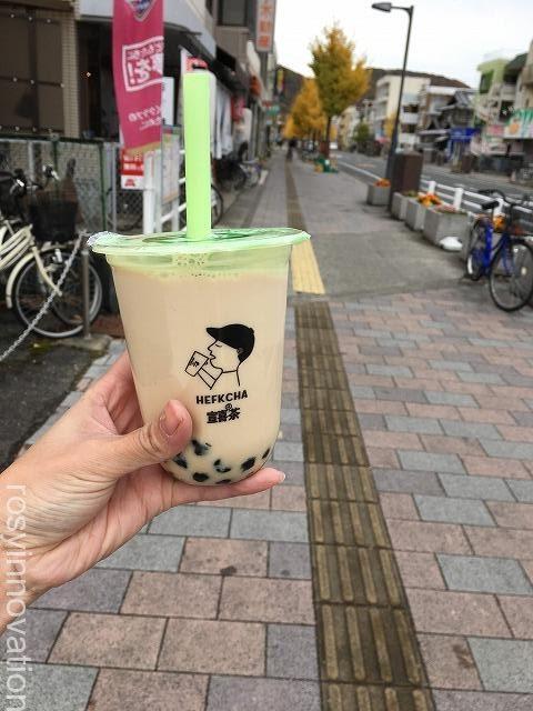 HEFKCHA 宣喜茶(センキチャ)岡山店 (2)タピオカ