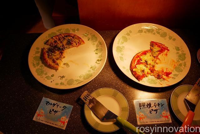 ピュアリティまきび蟹食べ放題バイキング (4)ピザ