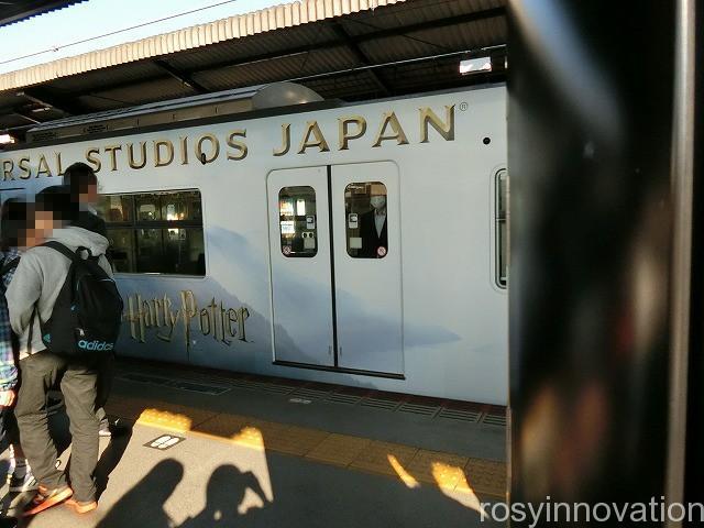 USJ新型コロナ対策 電車
