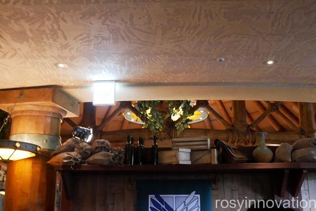 進撃の巨人 調査兵団の食堂の感想レビュー (5)