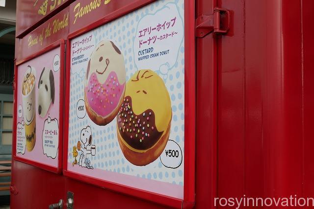 スヌーピー クールジャパン USJイースターフード 春2020フード (1)