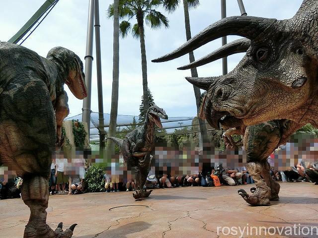 USJ×ドラえもんイベントまとめ (9)恐竜 ジュラシック ほー