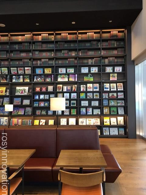 高梁市図書館 (8)イートイン