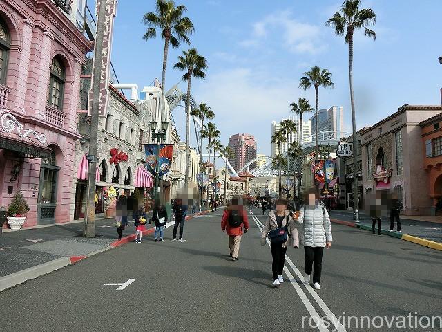 クールジャパン延長 風景 ハリウッド大通り