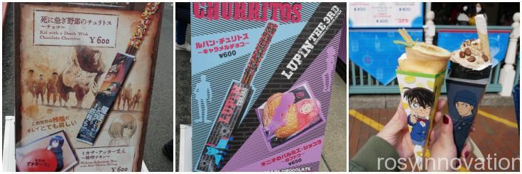 クールジャパン USJイースターフード 春2020フード (1)