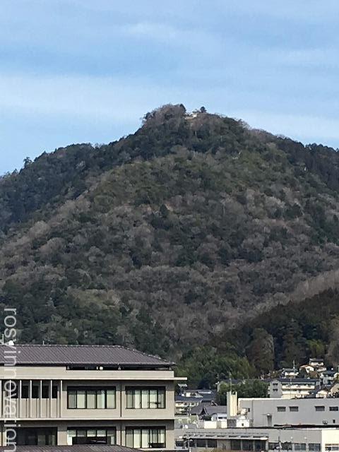 高梁市図書館 (14)備中松山城