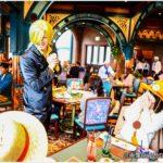 【USJ】サンジの海賊レストラン(2020年は中止)メニューやチケット発売日☆口コミや期間は?