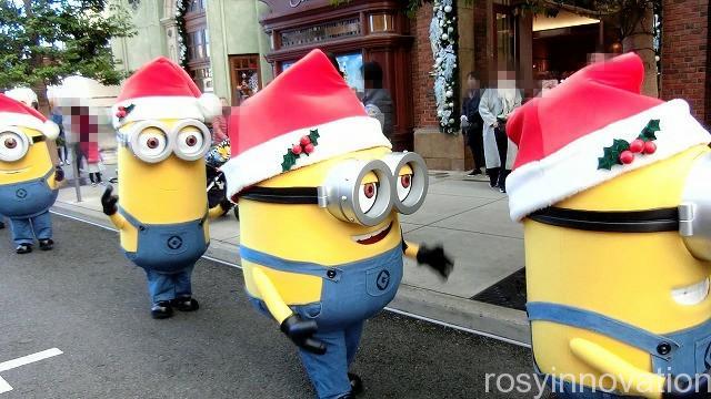 1USJミニオン 満喫プラン (1) クリスマス