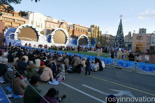 ひとりUSJ ぼっちユニバ (13) ショー クリスマス