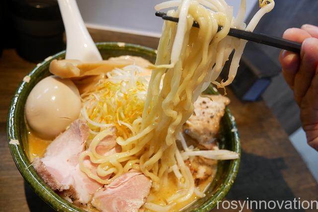 二代目麺処くるり (11)麺
