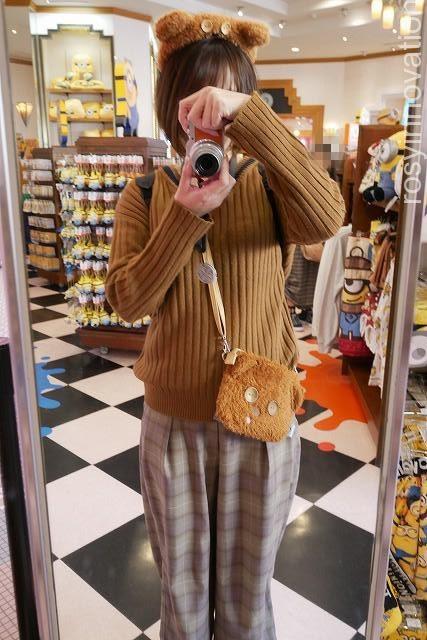 1ひとりUSJ ぼっちユニバ (0) ティムコーデ 仮装