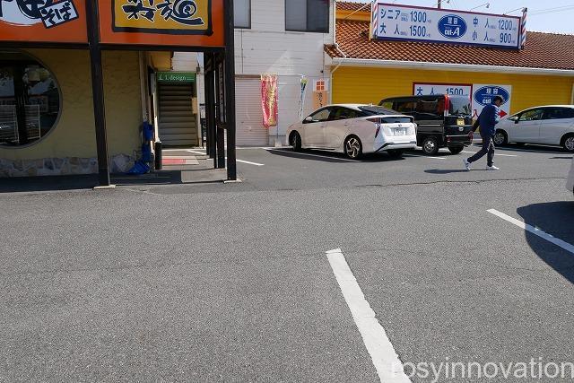 丸福 (13)駐車場