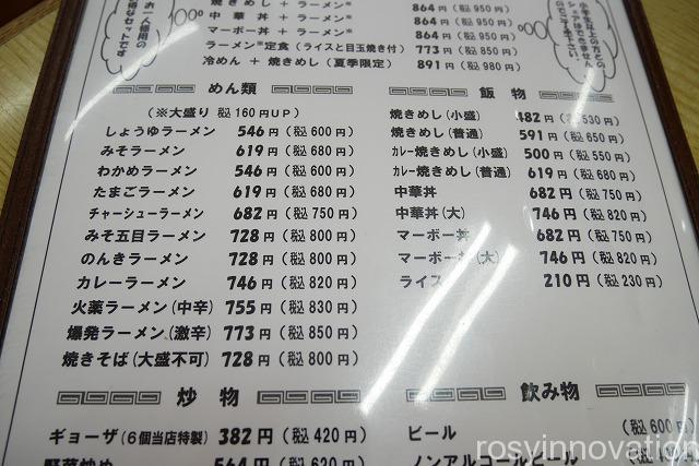 のんきぼう総社 (7)ランチ