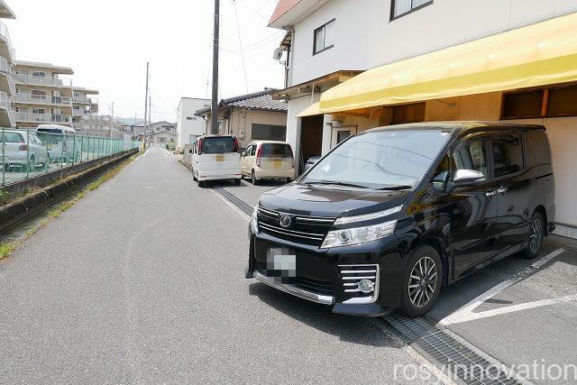 のんきぼう総社 (3)駐車場