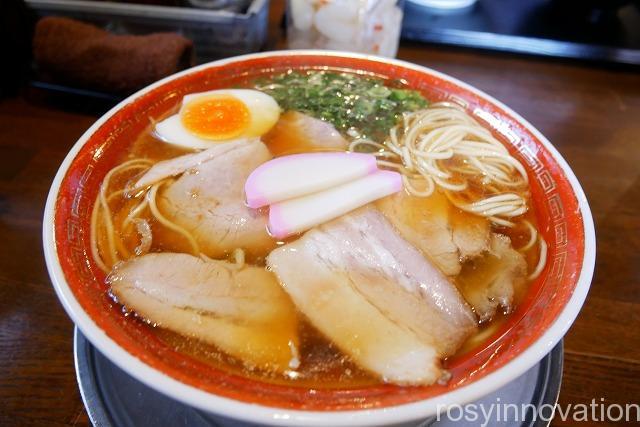 中華蕎麦かたやま中山道店 (3)天神そば