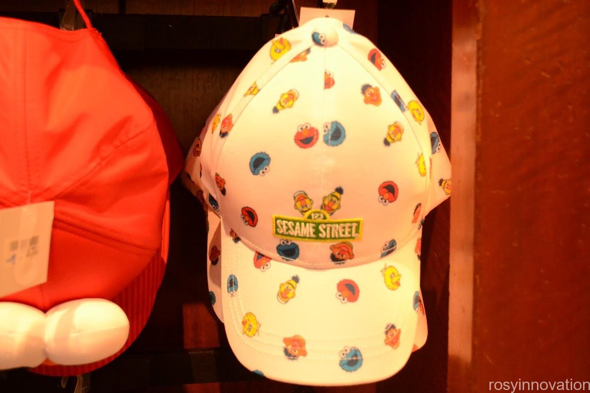 1ユニバ帽子キャップ2020夏 セサミ