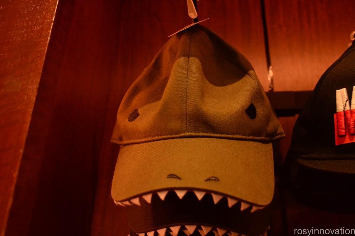 ユニバ帽子キャップ2020夏 ジュラシック