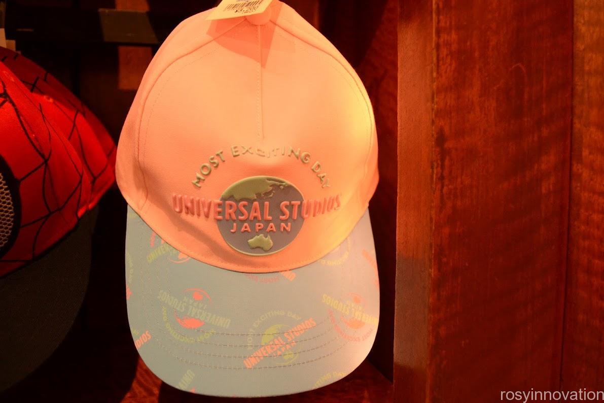 1ユニバ帽子キャップ2020夏 グローブ