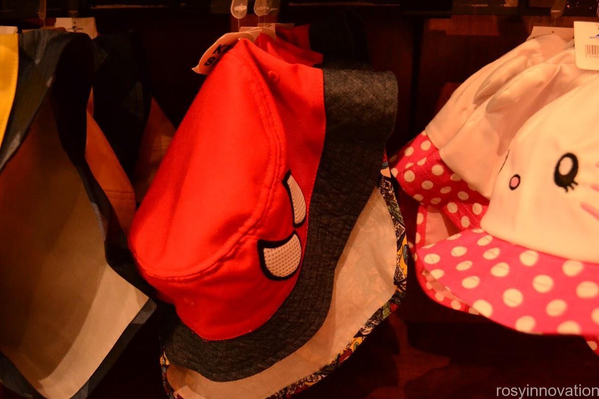 1ユニバ帽子キャップ2020夏 スパイダーマンハット