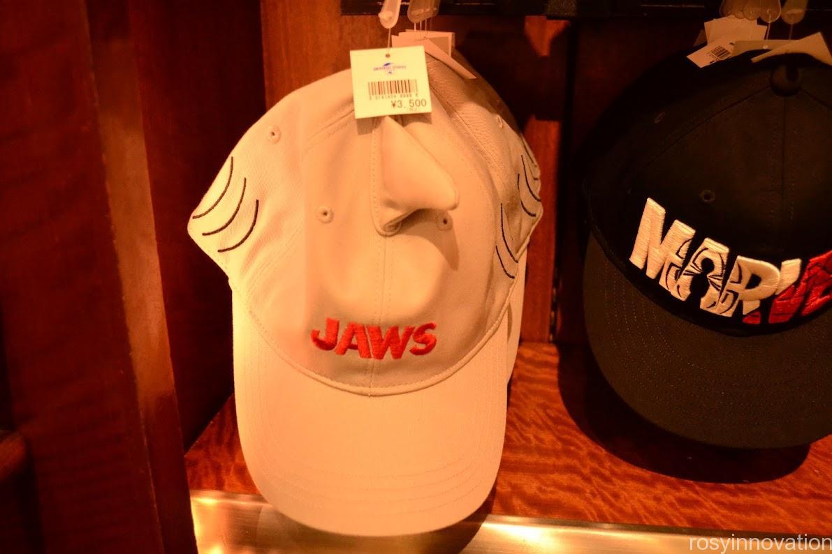 ユニバ帽子キャップ2020夏 ジョーズ