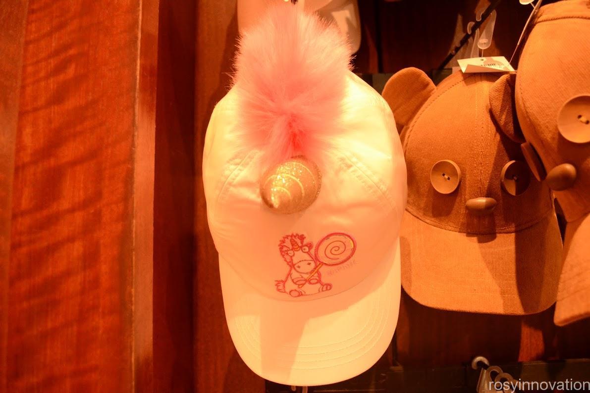 ユニバ帽子キャップ2020夏 フラッフィ
