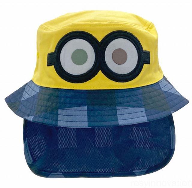 USJ帽子キャップ2020 (3)首元