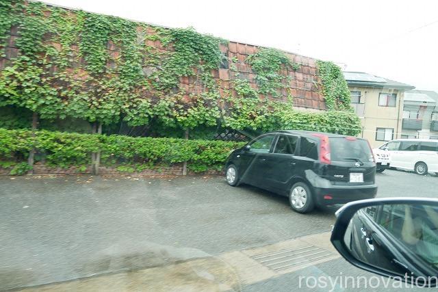 レストランツモロ (3)駐車場