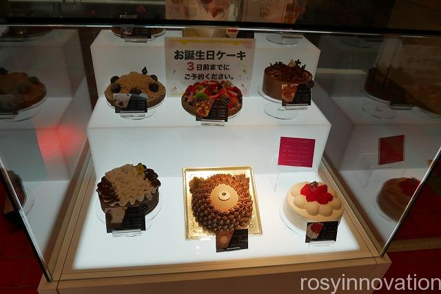 カフェ青山高屋店 (12)バースデーケーキ