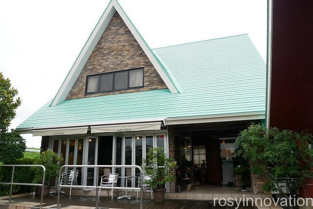 アロマコーヒーカフェ東岡山店 (1)場所