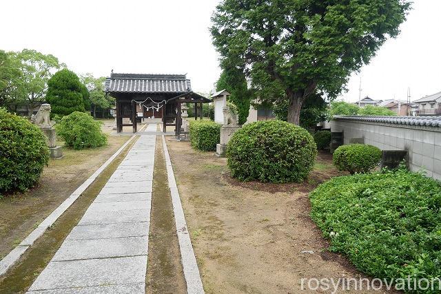 豊原角神社 (2)