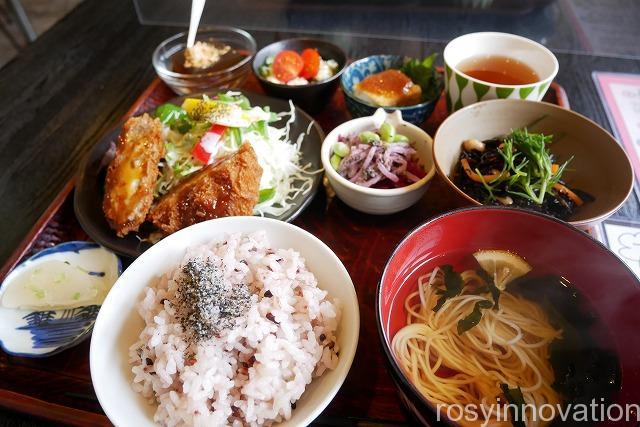カフェギャラリー茶蔵 (6)西大寺ランチ