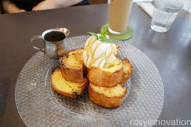 アロマコーヒーカフェ東岡山店 (17)フレンチトースト