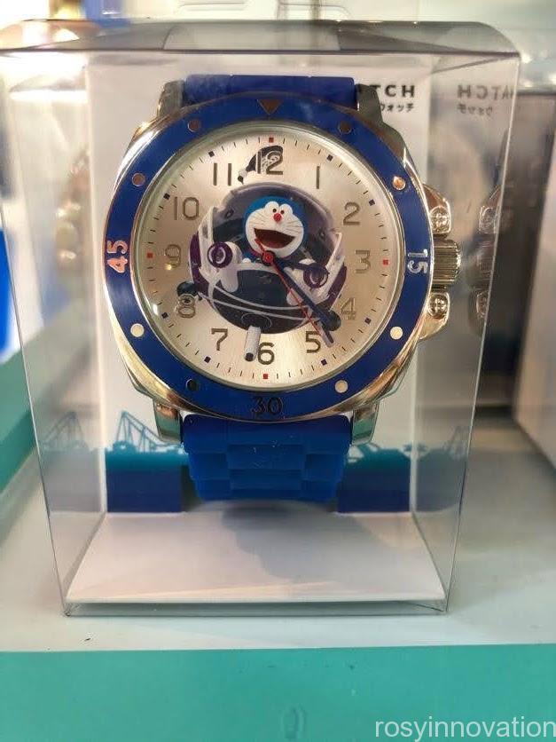 USJドラえもんグッズ10月追加分 (1)腕時計