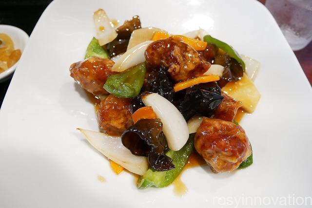 中華料理ハルピン (14本格)酢豚