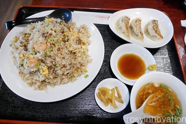 中華料理ハルピン (13)焼き飯