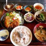 【岡山グルメ】カフェギャラリー茶蔵☆西大寺でヘルシーランチ