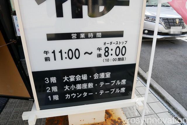 伯備 (13)営業時間定休日