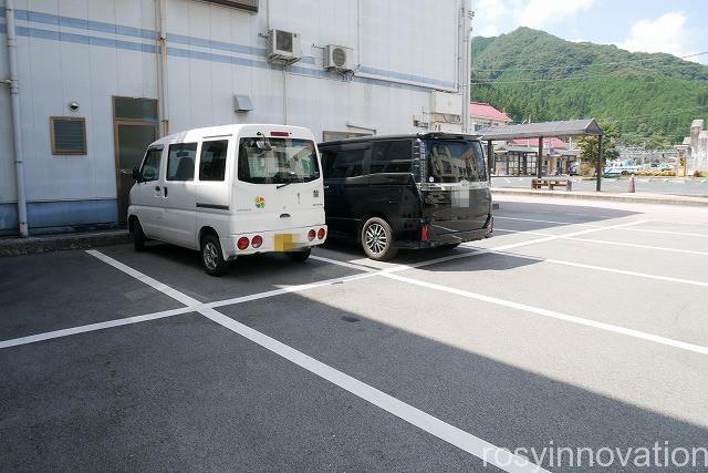 伯備 (1)駐車場