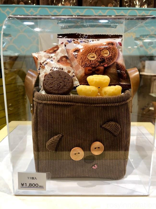 ユニバ ティムグッズ2020年秋冬新作 お菓子BOX