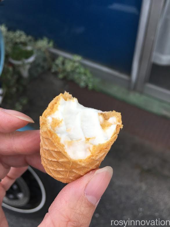 おーいし堂2020年10月大判焼き開始 (1)ソフトクリーム